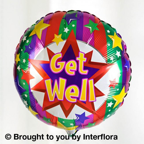 Get Well Balloon product image
