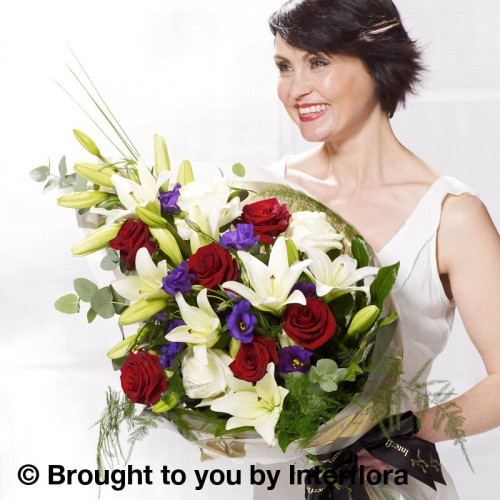 Large Vivid Elegance Presentation Bouquet product image